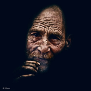 Old Impoverished Man